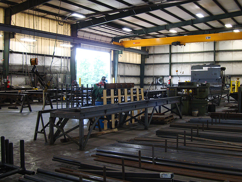 Fabrication Apel Steel Corporation Apel Steel Corporation